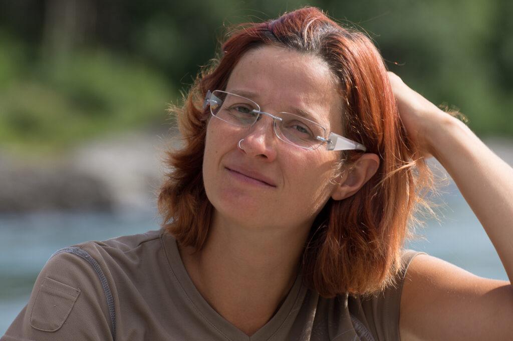 Portrait Gudrun Walter